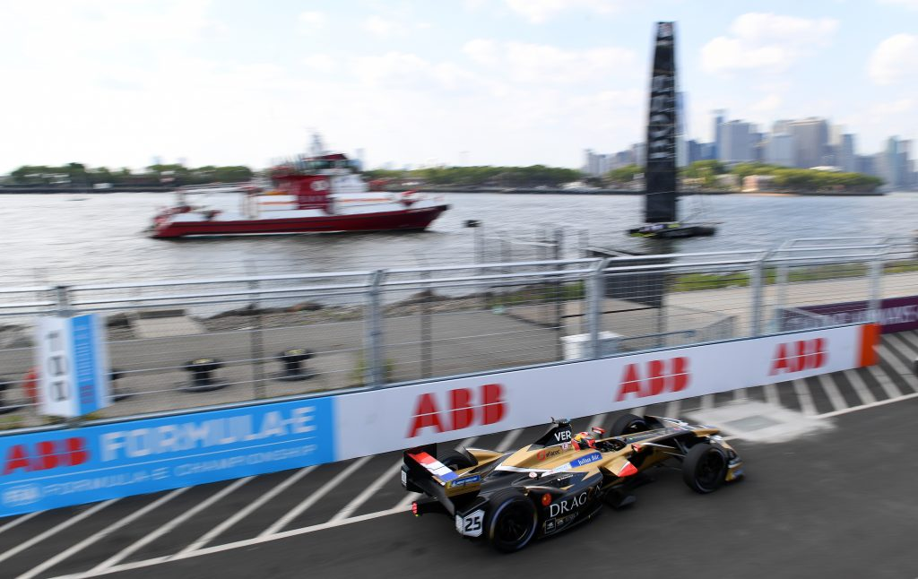 Vergne wins Formula E finale, Audi claims team's title – Race Report