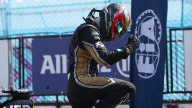 "Photo of Vergne ""even hungrier"" after Formula E title victory"