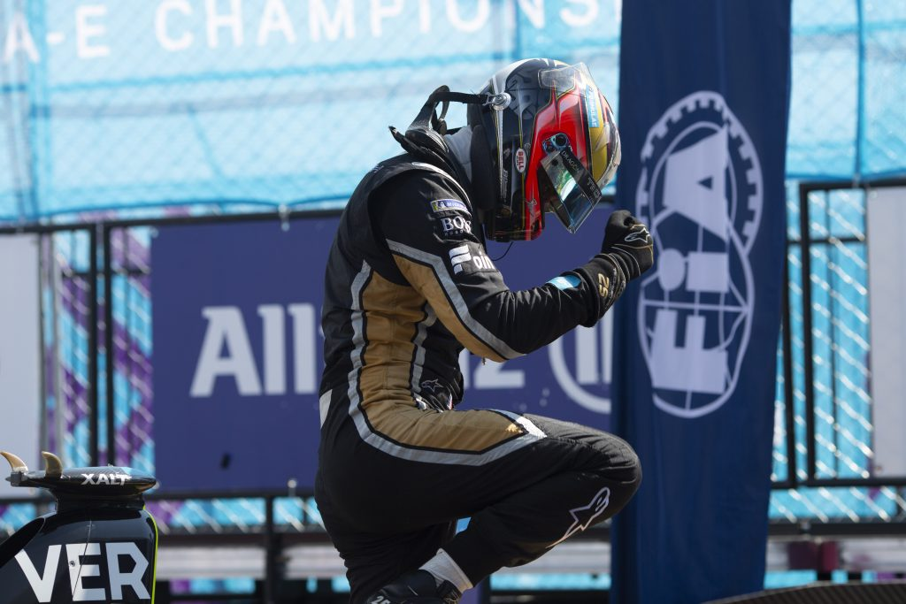 "Vergne ""even hungrier"" after Formula E title victory"