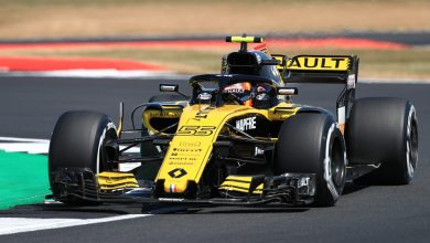 """Photo of Renault bring new front wing after """"wake-up call"""" from rivals"""