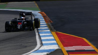 Photo of Alonso not expecting easy weekend at Hockenheim