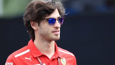Photo of Latifi and Giovinazzi handed FP1 drives for German Grand Prix