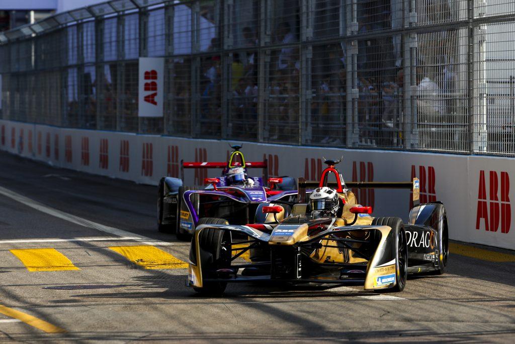 Techeetah announces DS as partner for 2018/19 Formula E season