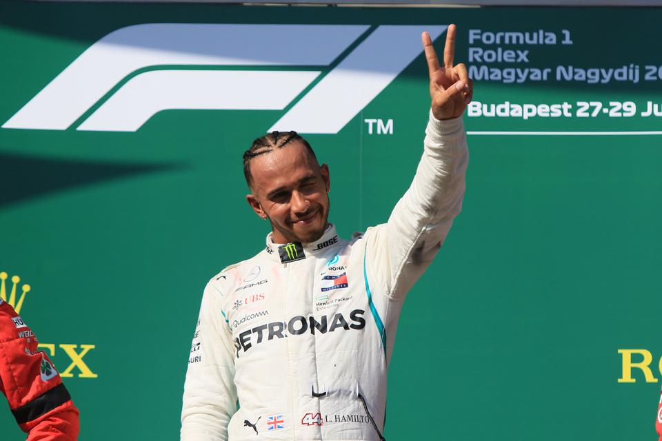 Hamilton hungarian Grand Prix