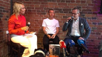 Photo of Raikkonen book launch takes place in Finland