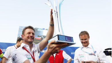 Photo of McNish – Audi FE title 'like first karting championship'