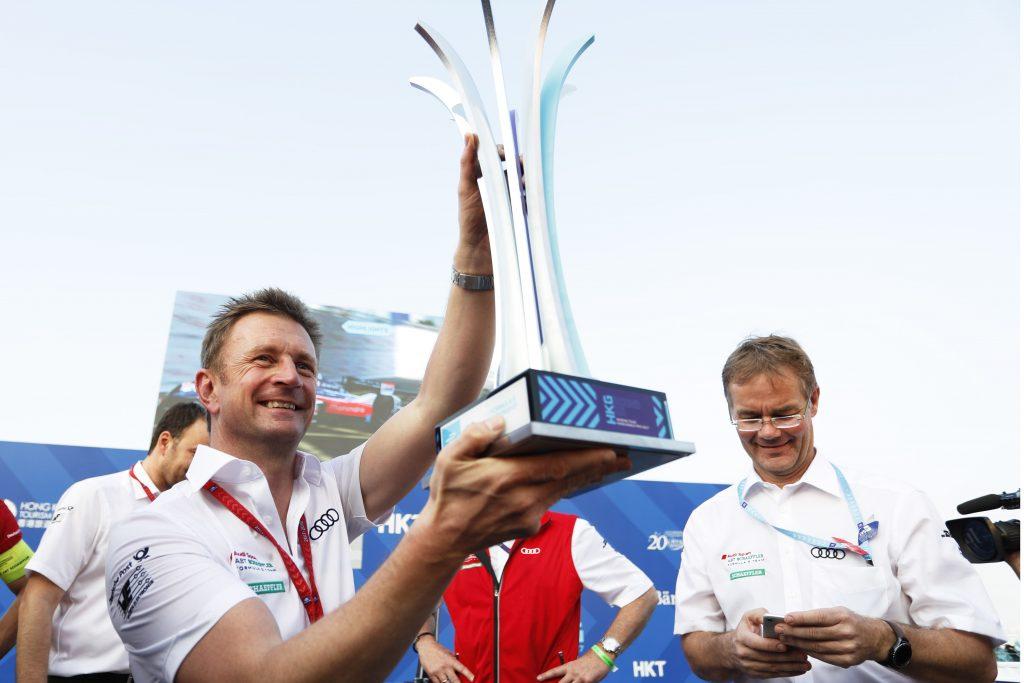 McNish – Audi FE title 'like first karting championship'
