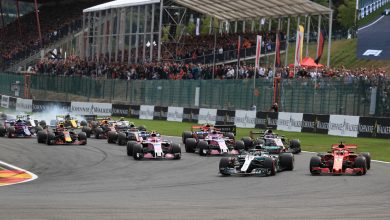 Photo of Race Results – 2018 Belgian Grand Prix