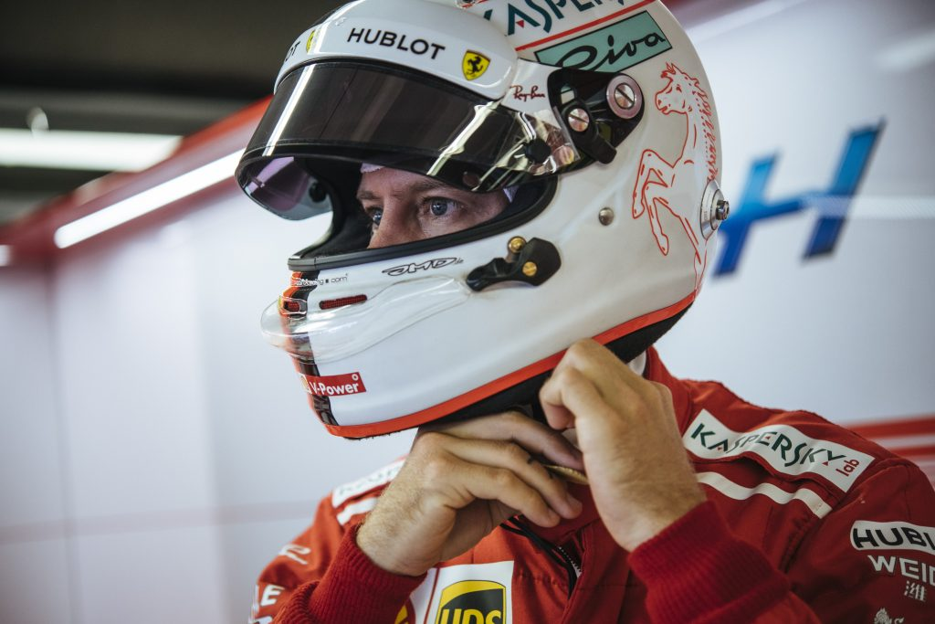 Vettel fastest but spins in red-flagged practice – FP2 Report