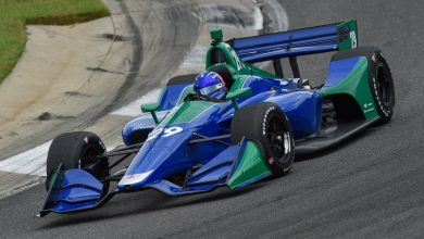 Photo of Alonso delighted with 'special' IndyCar test in Alabama