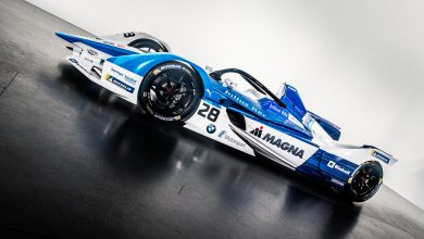 Photo of In Pictures – Gen2 BMW iFE.18 Formula E Car