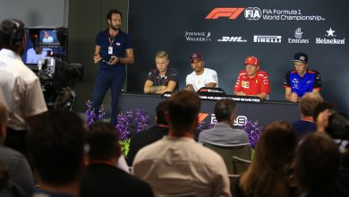 Photo of Bottas, Leclerc, Sirotkin & Ericsson called up for press conference
