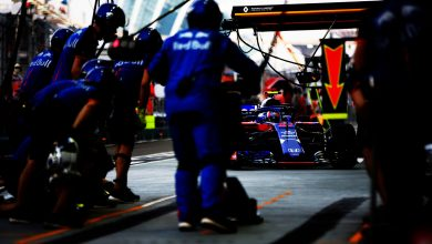 Photo of More grid penalties for the Toro Rosso drivers