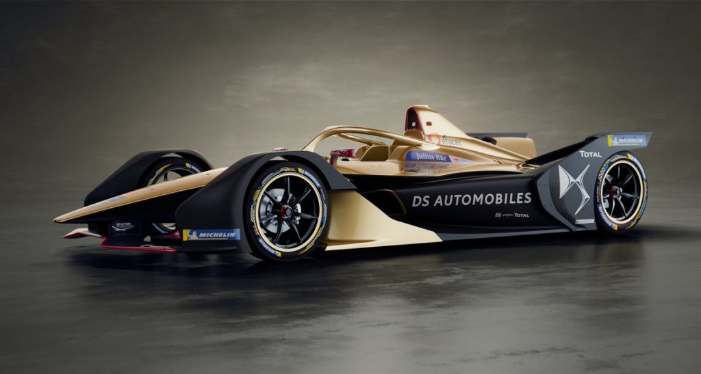 DS Techeetah reveals Formula E title defender