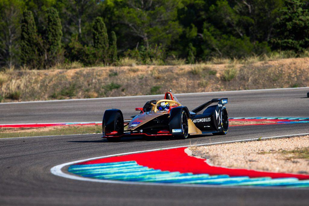 In Pictures – Gen2 DS Techeetah FE E-Tense 19 Formula E Car