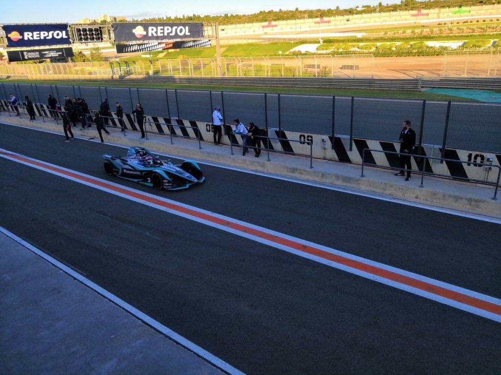 Formula E pre-season testing begins in Spain
