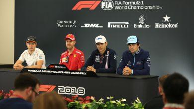 Photo of Alonso, Hamilton & Ricciardo scheduled for US press conference