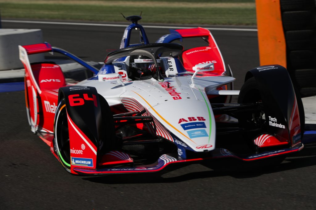 """d'Ambrosio Mahindra switch down to """"right timing"""""""