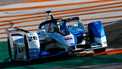 Photo of Da Costa keeps BMW on top on second Formula E test day