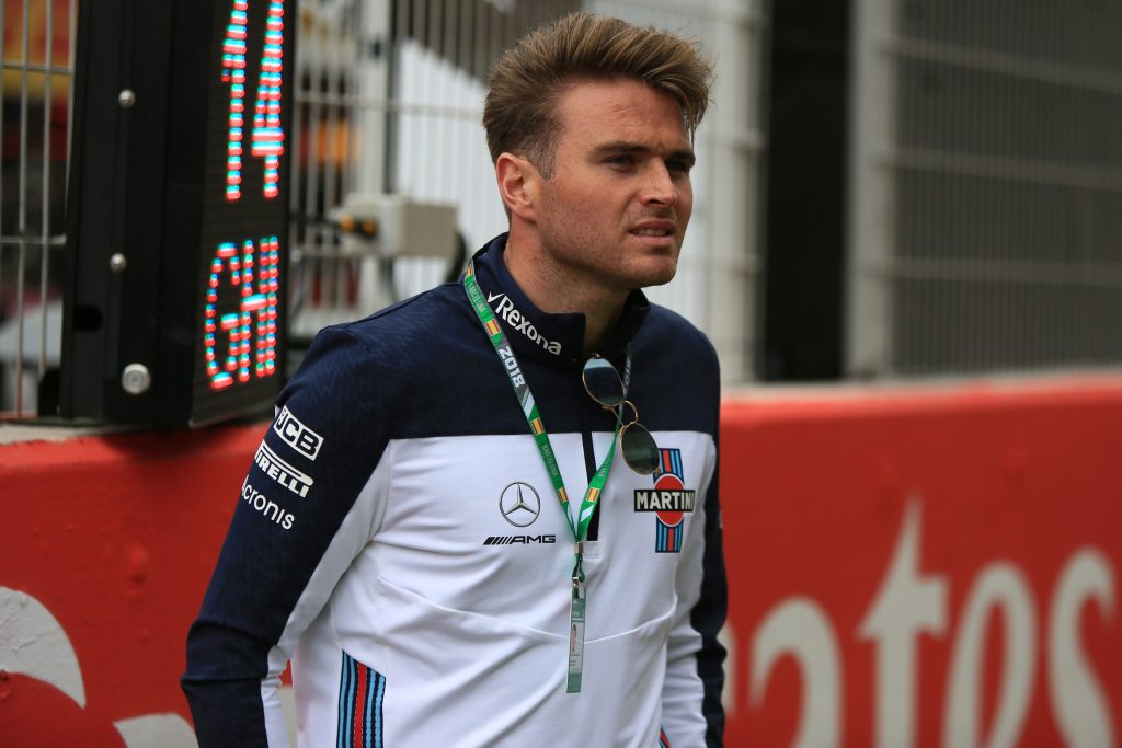 Rowland to replace Albon for final Formula E test day