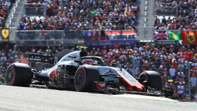 Photo of Kevin Magnussen & Esteban Ocon both disqualified from points finishes