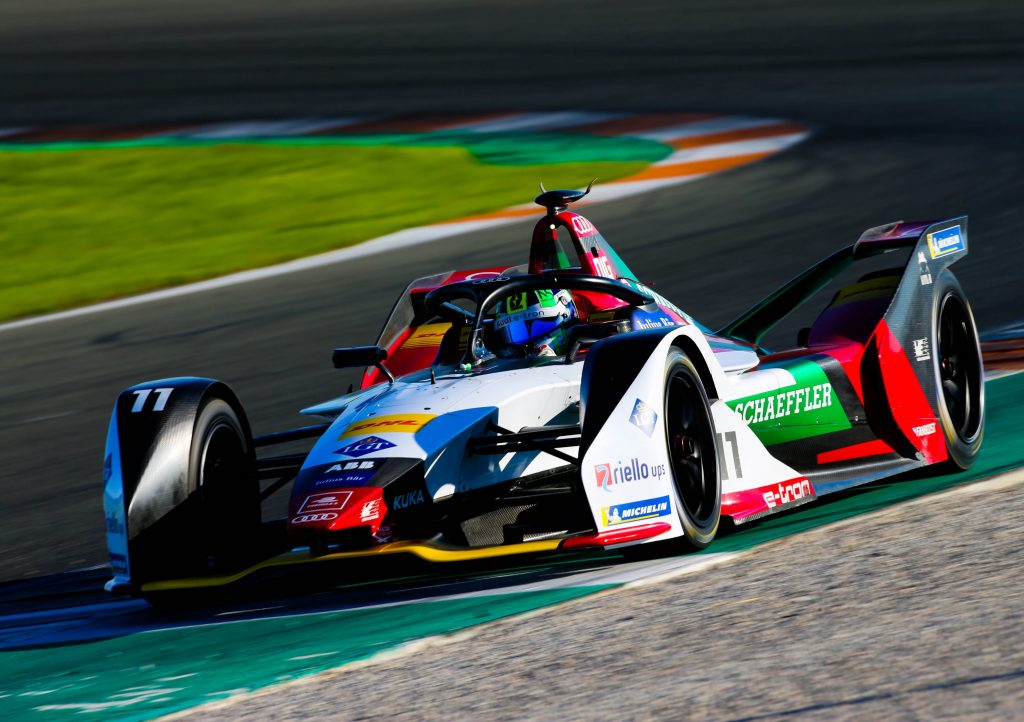 """Di Grassi """"against"""" """"easier"""" brake-by-wire system"""