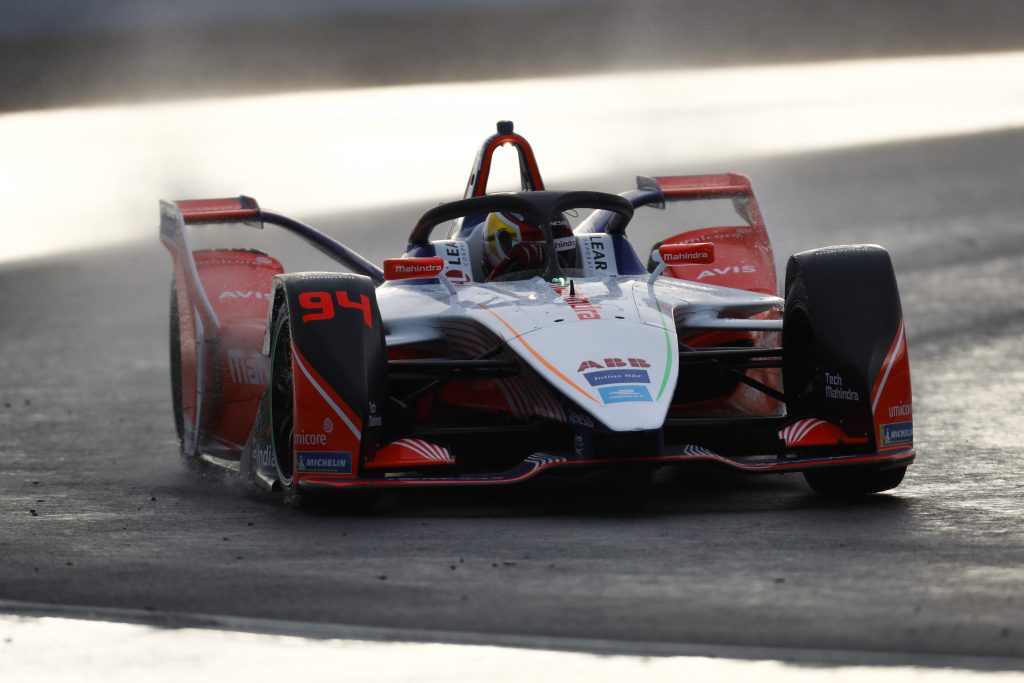 Wehrlein – Testing Gen2 car changed my mind about Formula E