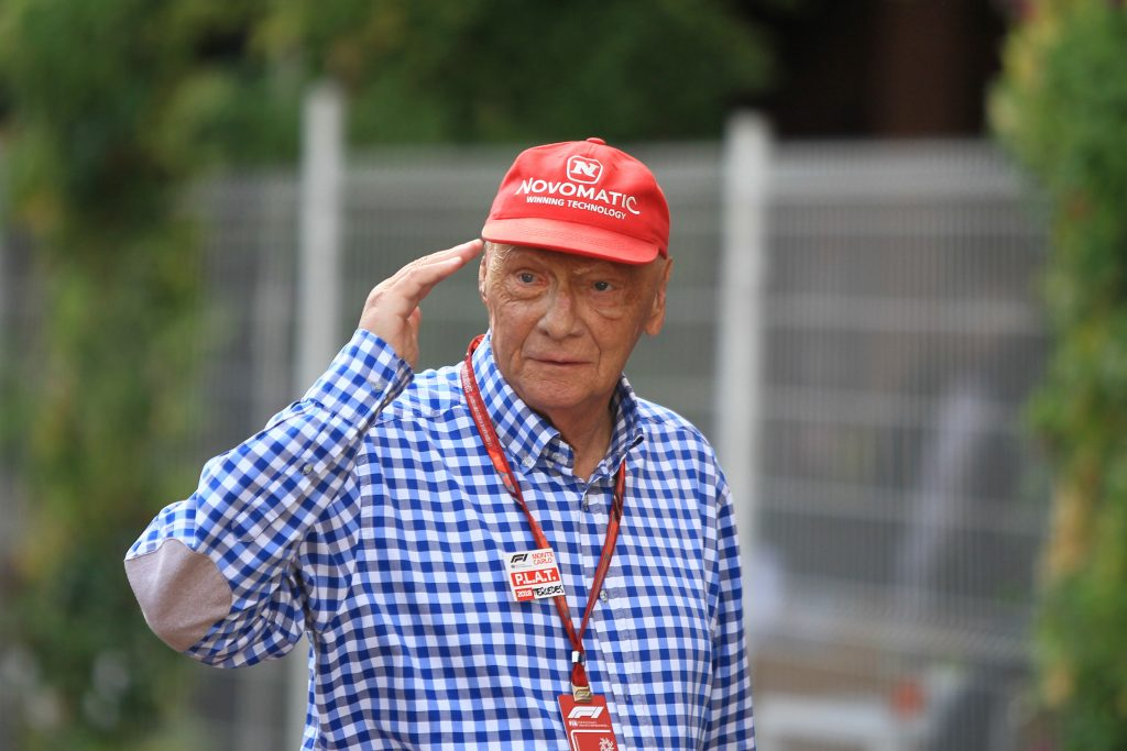 Niki Lauda discharged from hospital