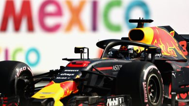 Photo of Mexican GP contract extended until 2022
