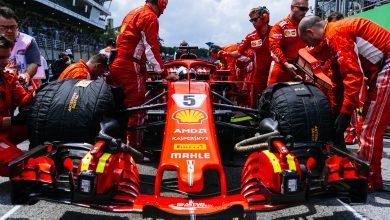 Photo of Sensor issues wreck Vettel's race
