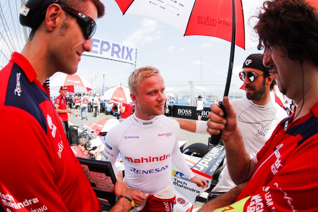 Rosenqvist makes shock Formula E return for Riyadh