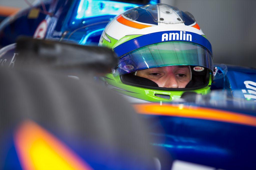 Simona de Silvestro signed as Venturi Formula E test driver