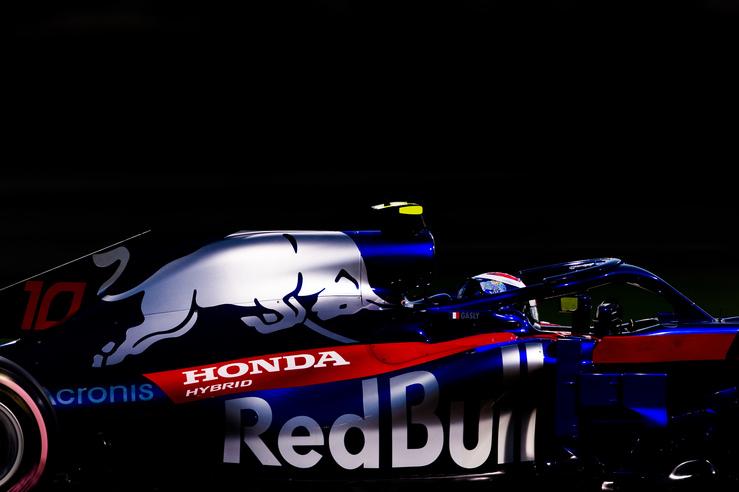 Gasly Toro Rosso
