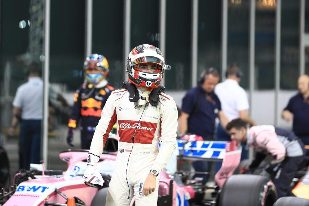 Leclerc Sauber
