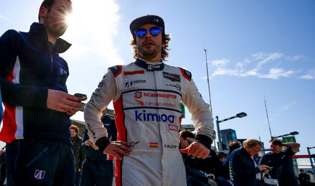 Alonso & Kobayashi to team up for Daytona 24 Hours