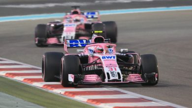 Photo of Force India name disappears from F1 for 2019