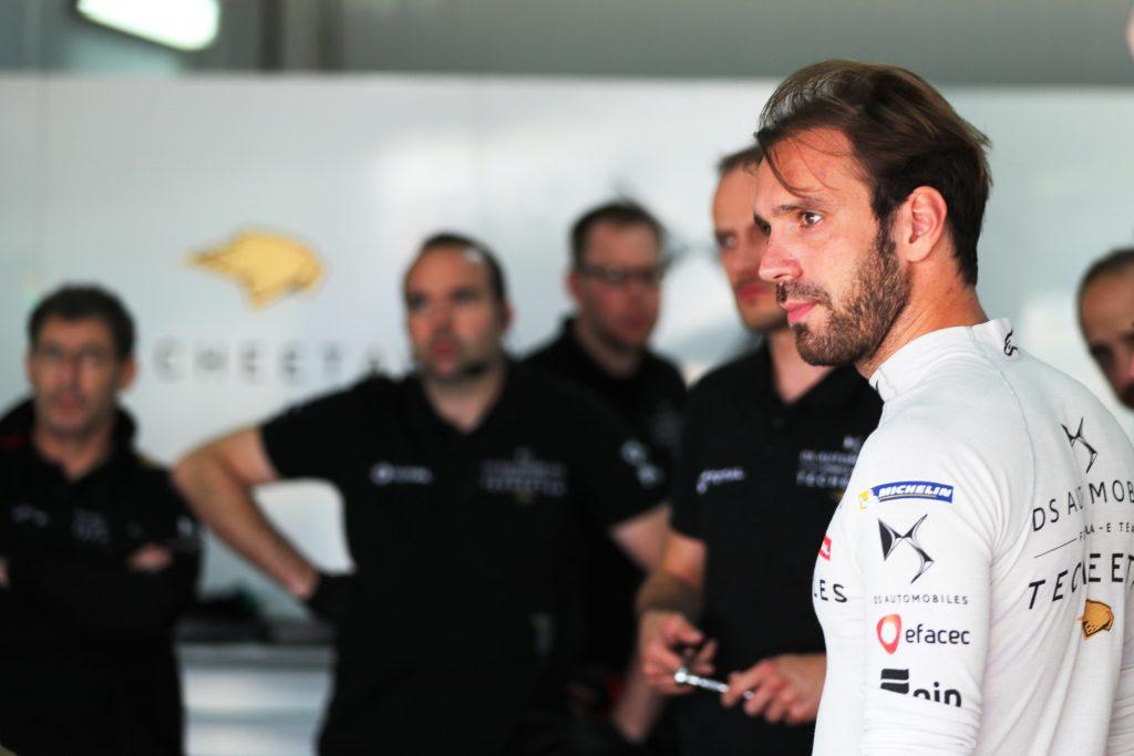 Vergne extends Techeetah Formula E contract