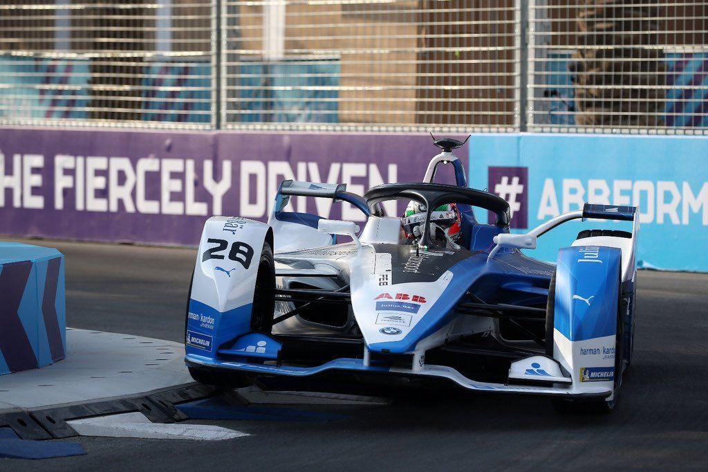Da Costa claims maiden Formula E pole