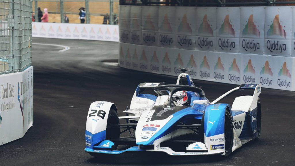 da Costa gets BMW Andretti's first win after Vergne penalty