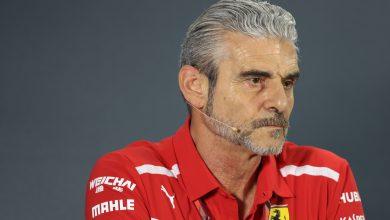 Photo of Reports: Arrivabene out, Binotto new Ferrari team principal