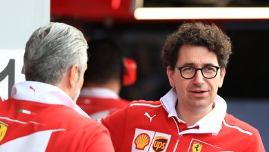 Photo of Binotto confirmed as new Ferrari team principal