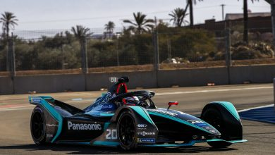 Photo of Evans tops Marrakesh Formula E practice