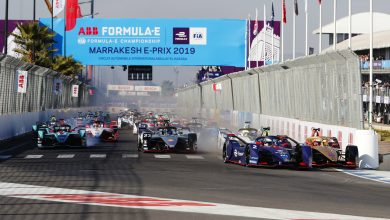 """Photo of """"Idiotic"""" first lap contact cost Vergne Marrakesh FE win"""