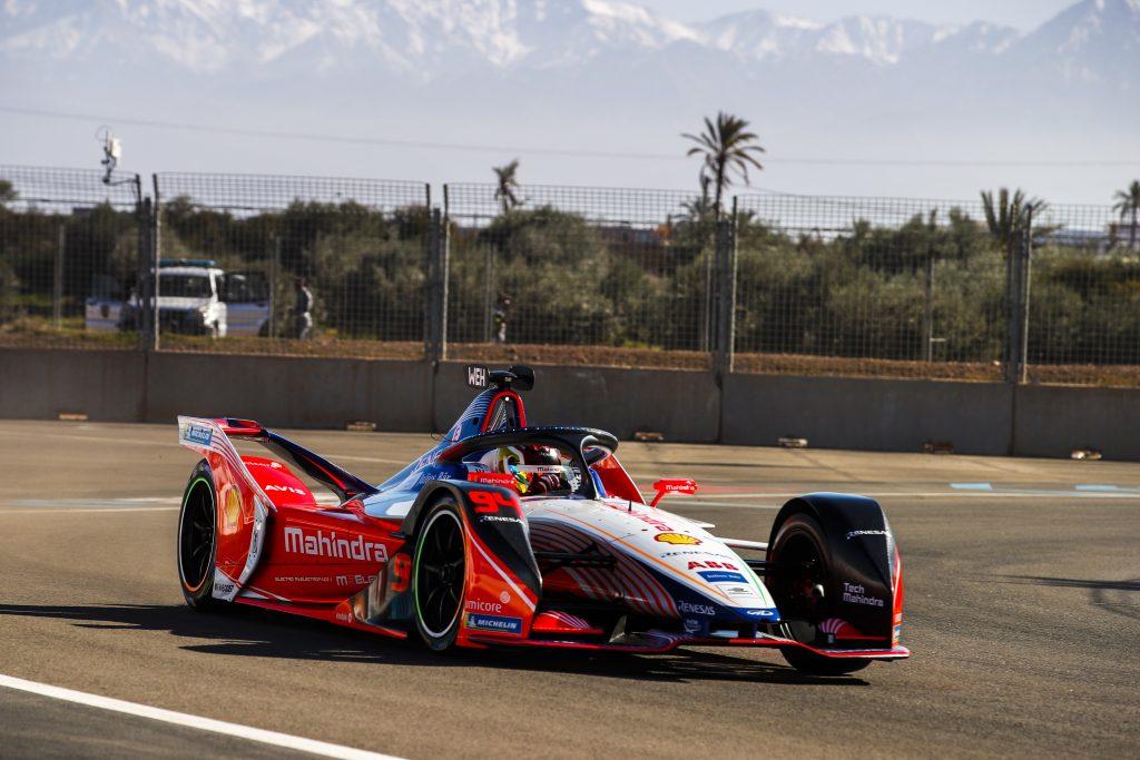"Wehrlein debut ""still positive"" despite di Grassi collision"