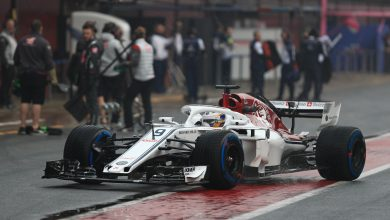 Photo of Sauber to launch new car on opening morning of testing