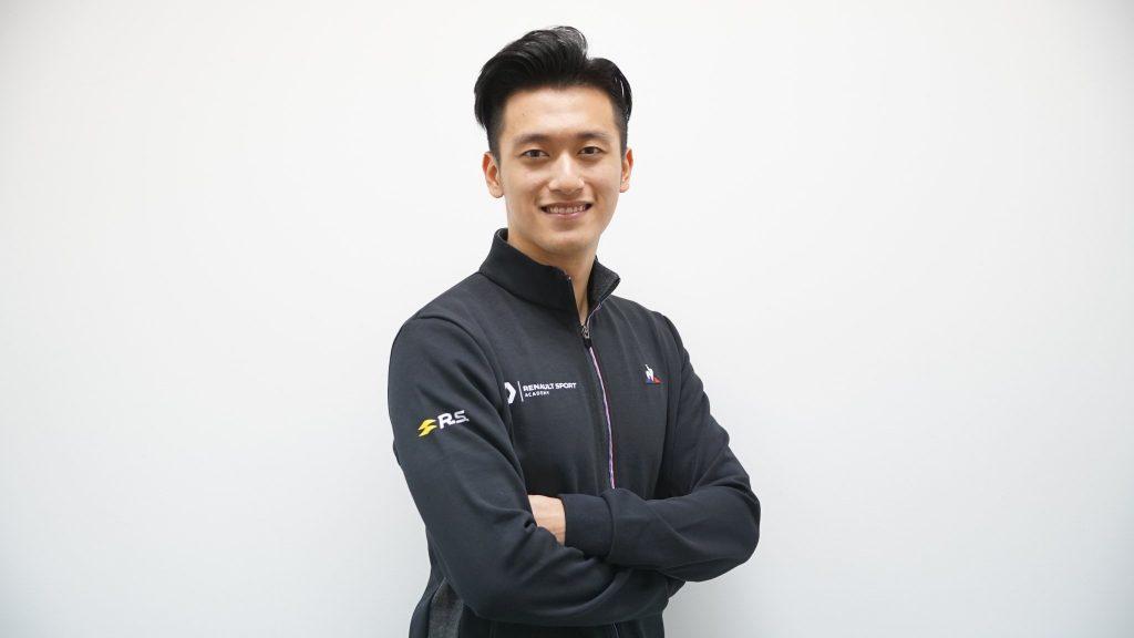 Zhou Renault Sport F1