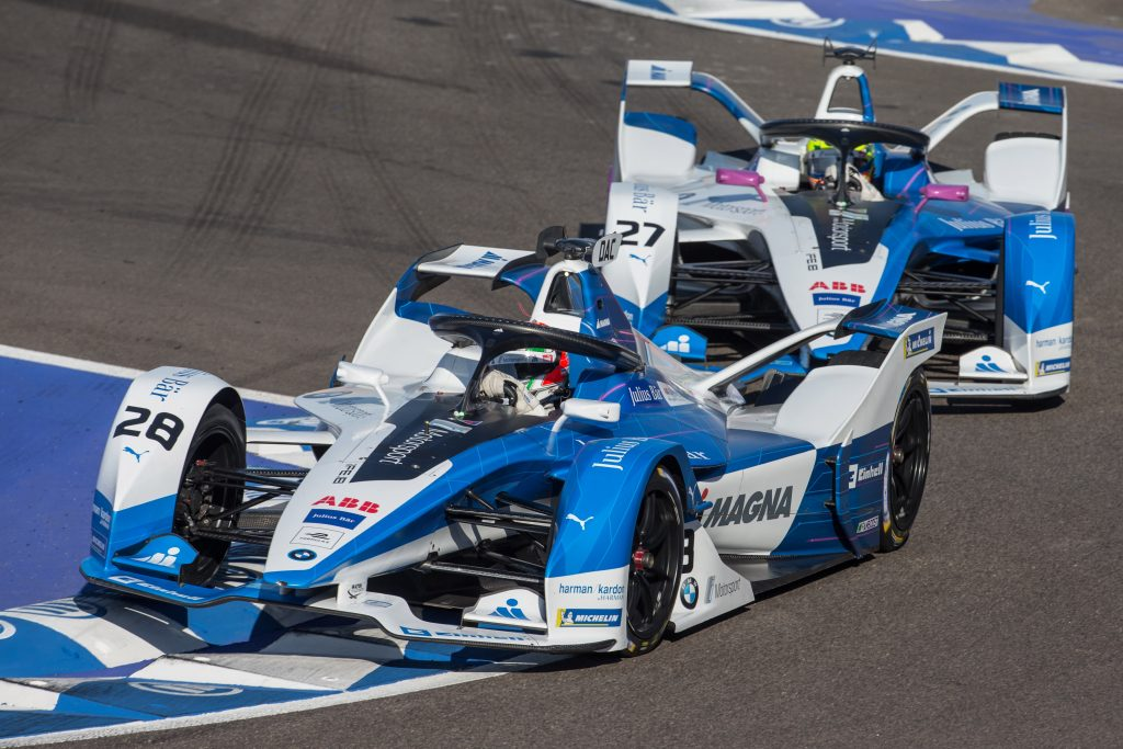 BMW Andretti da Costa Sims Marrakesh