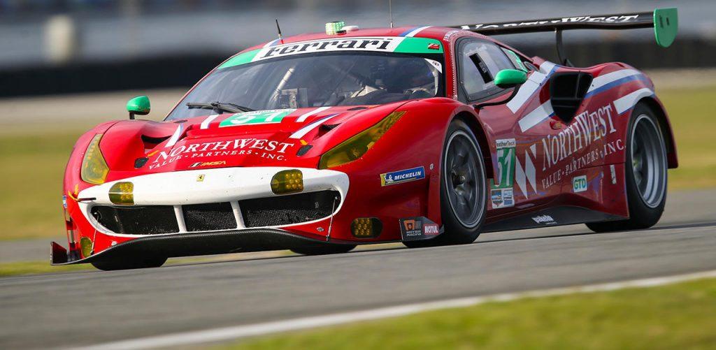 Spirit of Race Ferrari Lamy