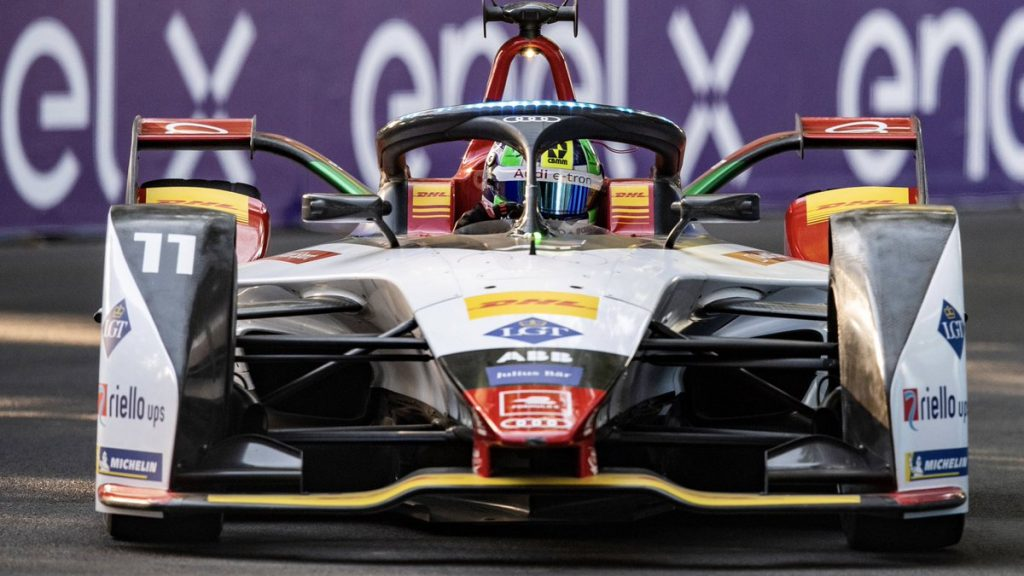 Polesitter di Grassi excluded from Santiago qualifying