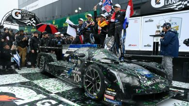 Photo of In Pictures: Alonso & Kobayashi part of Daytona 24 Hour victory